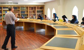 دوره آموزشی «کتیبهخوانی و طراحی خطوط کوفی» در کتابخانه و موزه ملی ملک برگزار میشود