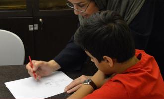 دوره آموزشی «نقاشی ویژه کودکان» در کتابخانه و موزه ملی ملک برگزار میشود
