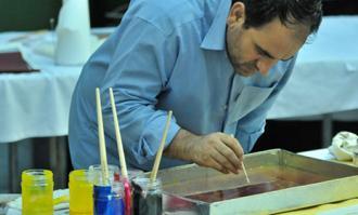 کارگاه ساخت کاغذ ابری در کتابخانه و موزه ملی ملک برگزار میشود