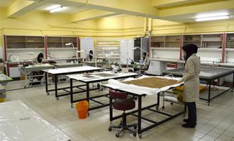 کتابخانه و موزه ملی ملک، کارگاه آموزشی روشهای مقدماتی مرمت کاغذ برگزار میکند