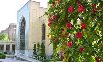 بازدید رایگان از کتابخانه و موزه ملی ملک