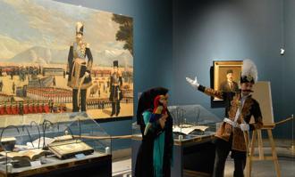 کتابخانه و موزه ملی ملک، مدرسههای ابتدایی را «باغ قصهها» فرامیخواند
