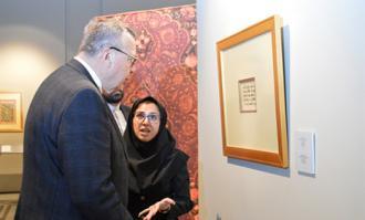 یوری فدوتوف: تصویری جذاب از تاریخ و فرهنگ ایران دیدم