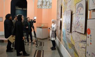 ششمین مسابقه راهنمایان موزه، در کتابخانه و موزه ملی ملک برگزار شد
