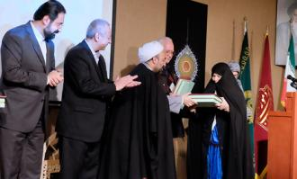 زنان واقف و اهداکننده آثار فرهنگی- تاریخی در کتابخانه و موزه ملی ملک تقدیر شدند
