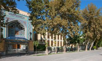 زمان خدماترسانی کتابخانه و موزه ملی ملک به گردشگران و پژوهشگران در نوروز 1396