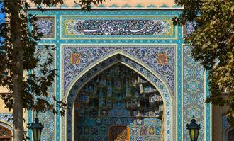 بخش ویژه اطلاعرسانی گردشگری کتابخانه و موزه ملی ملک در هتلهای 4 و 5 ستاره تهران