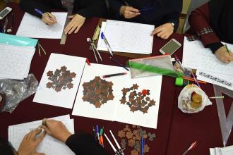 کارگاه سه روزه «گرهچینی در هنرهای سنتی» در کتابخانه و موزه ملی ملک برگزار میشود