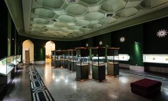 بازدید رایگان از موزه ملی ملک