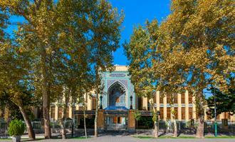 توقف یکروزه خدماترسانی کتابخانه و موزه ملی ملک در 8 تیر 1396