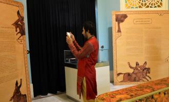بازدید فارسیآموزان 44 کشور جهان از نخستین موزه وقفی- خصوصی ایران