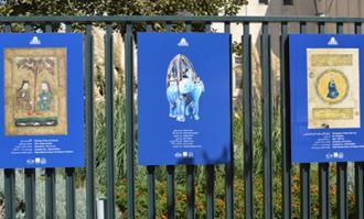 خیابان پروفسور رولن، میزبان شاهکارهای تاریخی ایران
