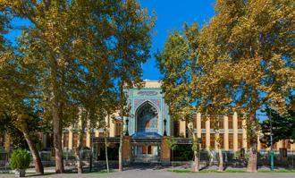 زمان خدماترسانی کتابخانه و موزه ملی ملک در نیمه دوم سال 1396