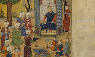 نشستهای شاهنامهپژوهی با خوانش دکتر محمود جعفری دهقی در کتابخانه و موزه ملی ملک