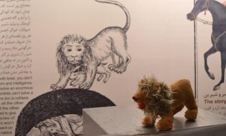 قصهگو رویا میبافد تا کودکان را به دنیای قصهها ببرد