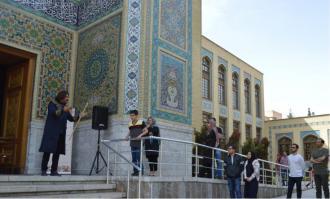آیین گرامیداشت میلاد حضرت علی علیهالسلام در کتابخانه و موزه ملی ملک برگزار شد