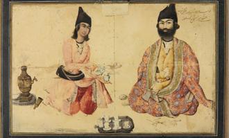 نمایشگاه «گزیده هنر اسلامی- ایرانی؛ دوره قاجار» در کتابخانه و موزه ملی ملک گشایش مییابد