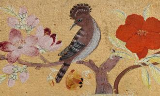 سفر سیمرغ به باغموزه هنر ایرانی