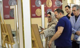 بازدید موزهدار بخش آسیا و خاورمیانه موزه کیوبرنلی- ژاک شیراک پاریس از کتابخانه و موزه ملی ملک