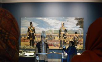 مهمانی هشتگها در کتابخانه و موزه ملی ملک