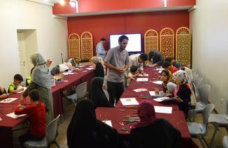 سومین روز دهمین جشنواره فرهنگی- هنری ماه هشتم در کتابخانه و موزه ملی ملک