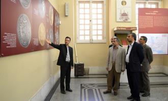 کتابخانه و موزه ملی ملک، میزبان دبیر اجرایی شورای عالی روابط خارجی