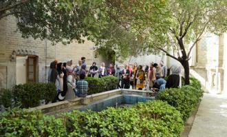 چهارمین روز دهمین جشنواره فرهنگی- هنری ماه هشتم در کتابخانه و موزه ملی ملک