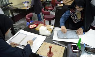 هفتمین روز دهمین جشنواره فرهنگی- هنری ماه هشتم در کتابخانه و موزه ملی ملک