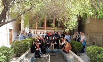 هشتمین روز دهمین جشنواره فرهنگی- هنری ماه هشتم در کتابخانه و موزه ملی ملک