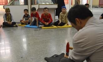 نهمین روز دهمین جشنواره فرهنگی- هنری ماه هشتم در کتابخانه و موزه ملی ملک