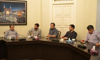 همکاریهای فرهنگی میان کتابخانه و موزه ملی ملک و نهاد کتابخانههای عمومی کشور گسترش مییابد