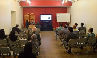 نشست آشنایی با بنیاد وقفی لازیچ صربستان، در کتابخانه و موزه ملی ملک برگزار شد