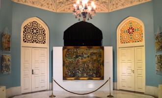 به تماشای «روز واقعه» در کتابخانه و موزه ملی ملک بیایید