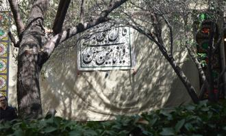 خانه تاریخی ملک در بازار تهران، میزبان آیین سوگواری حضرت سیدالشهدا علیهالسلام