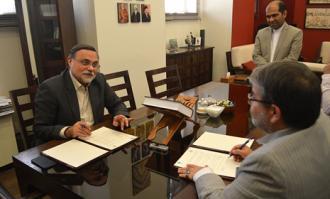 تشکیل نهاد منطقهای موزهداری اکو با محوریت ایران و کتابخانه و موزه ملی ملک