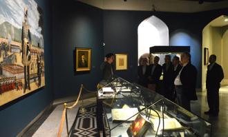 فعالیتهای فرهنگی کتابخانه و موزه ملی ملک در گستره جهانی با رویکرد دیپلماسی عمومی گسترش مییابد