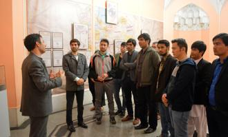 بازدیدها، دیدارها و رخدادهای ویژه از کتابخانه و موزه ملی ملک/ شنبه 12 تا سهشنبه 15 آبان 1397 خورشیدی