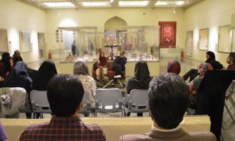 نخستین نشست تخصصی «موزهدرمانی» در کتابخانه و موزه ملی ملک برگزار شد
