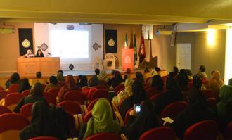 استقبال گسترده دوستداران هنرهای سنتی از نخستین نشست تخصصی «نقوش سوزندوزیهای ایرانی»