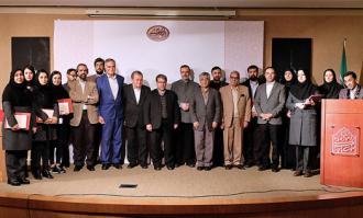 کتابخانه و موزه ملی ملک از پژوهشگران برتر تقدیر کرد