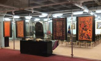 نمایشگاههای «گلشن» و «نگارگری» در موزه کتاب و میراث مستند ایران به نمایش درآمد