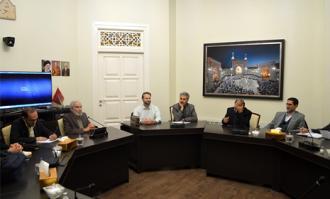 نشست کارگروه اجرای طرح پایگاه جامع میراث مکتوب تاریخ پزشکی و طب سنتی