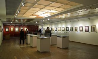 کتابخانه و موزه ملی ملک از بانوان هنرمند کاتب قرآن کریم تقدیر میکند