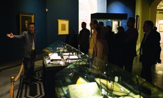 دوستداران فرهنگ و هنر، میهمانان دوستداشتنی نخستین موزه وقفی خصوصی ایران