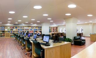 توقف چهار روزه خدمات تالارهای کتابخانه ملی ملک