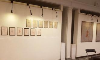 نمایشگاههای «سراچه تن» و «شفاخانه»، با همکاری کتابخانه و موزه ملی ملک، در موزه رضا عباسی برپا شد