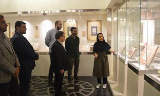 نفایس تاریخی کتابخانه و موزه ملی ملک، ظرفیتی بزرگ برای نمایش برنامهسازی در صدا و سیما دارند