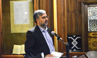 کتابخانه و موزه ملی ملک، آیین گرامیداشت عید سعید غدیر خم را برپا داشت