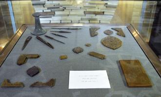 نمایشگاه «ابزار صحافی و جلدسازی» در کتابخانه و موزه ملی ملک گشایش یافت