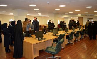 کتابداران و کارشناسان کتابخانهها، میهمان کتابخانه و موزه ملی ملک